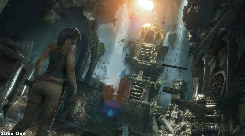 Rise of The Tomb Rider Wallpaper